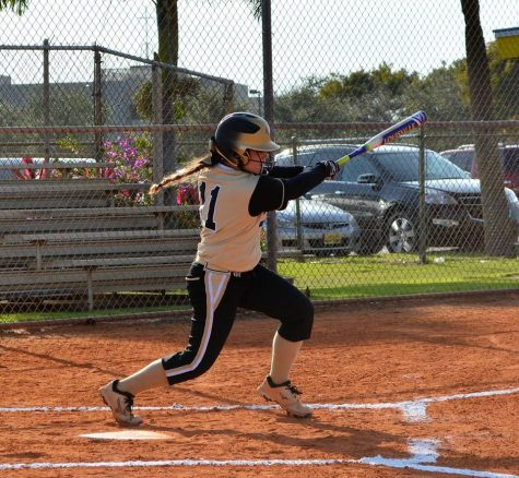 Softball Team Downs Cardinal Newman 9-2 for Season Opening Victory