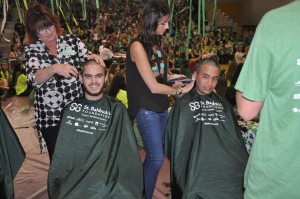 Olympic Heights Completes their 10th Annual St. Baldrick