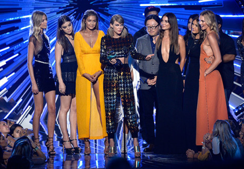 2015 VMAs Offer Unforgettable Moments