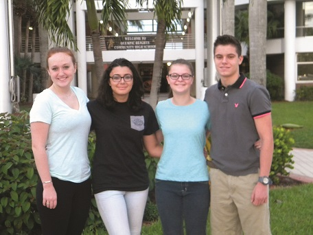 OH Engineering Students Soar to Student Astronaut Challenge State Finals
