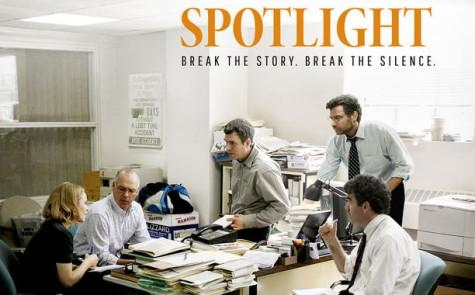 Spotlight a Captivating, Compelling Must-See Film; Perhaps the Best of 2015