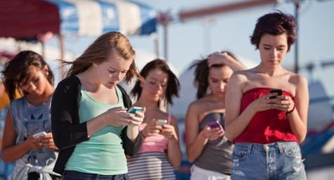 Studies Indicate that Teens Spend 6.5 Hours per day on Digital Media