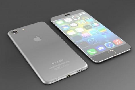Design engineer Sahanan Yogarasa's rendition of what the iPhone 7 may look like.