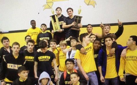 Three OH Wrestlers Win Regional Championships, Nine Advance to State