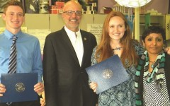 OH's Jared Spector and Kaylee Cunningham Win Congressional App Challenge