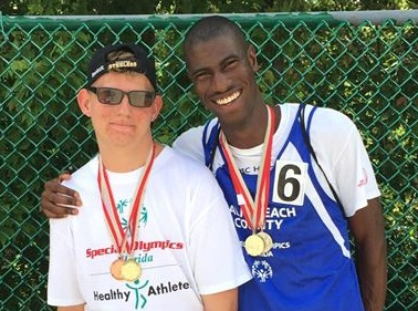 Derrick Morgan and Samuel Clingan Win Gold Medals at State Games