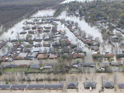 Louisiana Devastated by Flooding