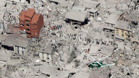 Earthquake Devastates Central Italy