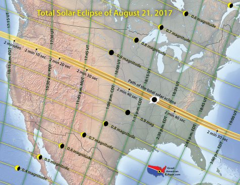School District Taking Precautions for Monday's Solar Eclipse