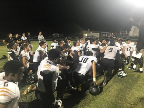 OH Football Notches Upset Win Over District Powerhouse Dwyer, 25-22
