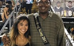 All Hail 2017 Homecoming Royalty: Queen Amy Nguyen and King Phillip Jackson