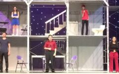 Theatre Dept. Staging Fall Musical Next to Normal