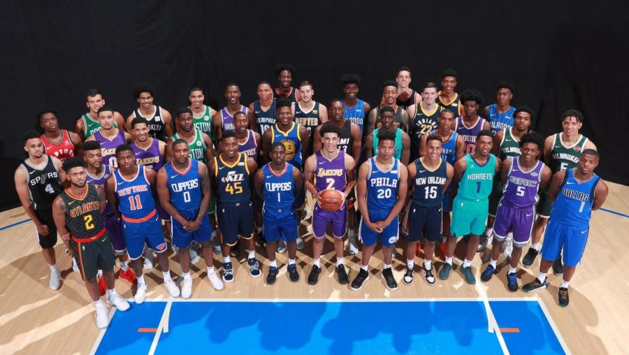 2017-18 NBA Rookie Class Ranks with the Best Ever