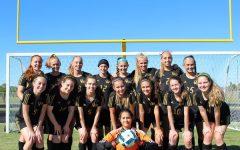 Girls Soccer Team Sets Sights on District Title
