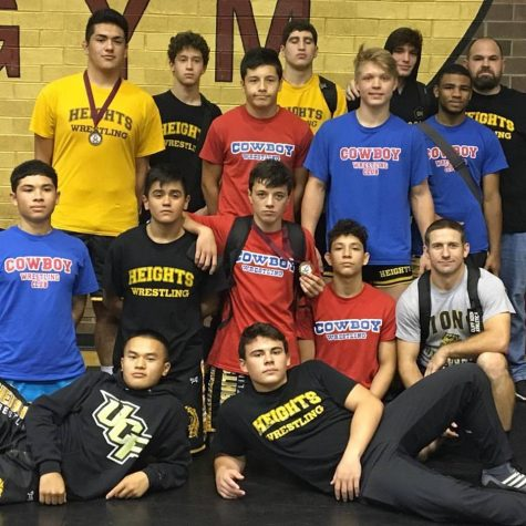 OH Wrestling Team Tops Palm Beach Post Rankings
