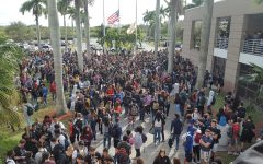 OH Students Stage Walk-Out to Protest School Shootings