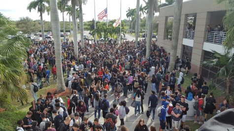 OH Students Gather for Day of Action Ceremony to Honor Stoneman-Douglas and Call for Change