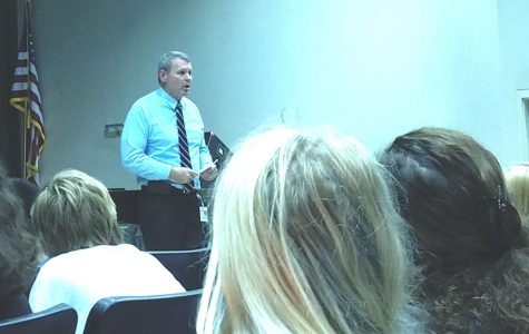 OH Administration Holds Town Hall Style Meeting with Students to Discuss School Safety Concerns