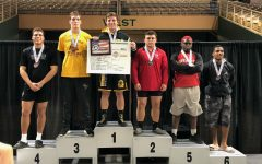 OH Wrestler Troy Jaffy Wins State Championship; Ethan Davis Finishes Second