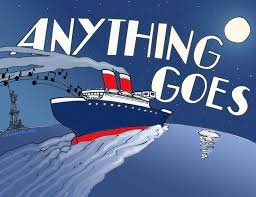 OH Theatre Dept. Stages Anything Goes April 20 through 22
