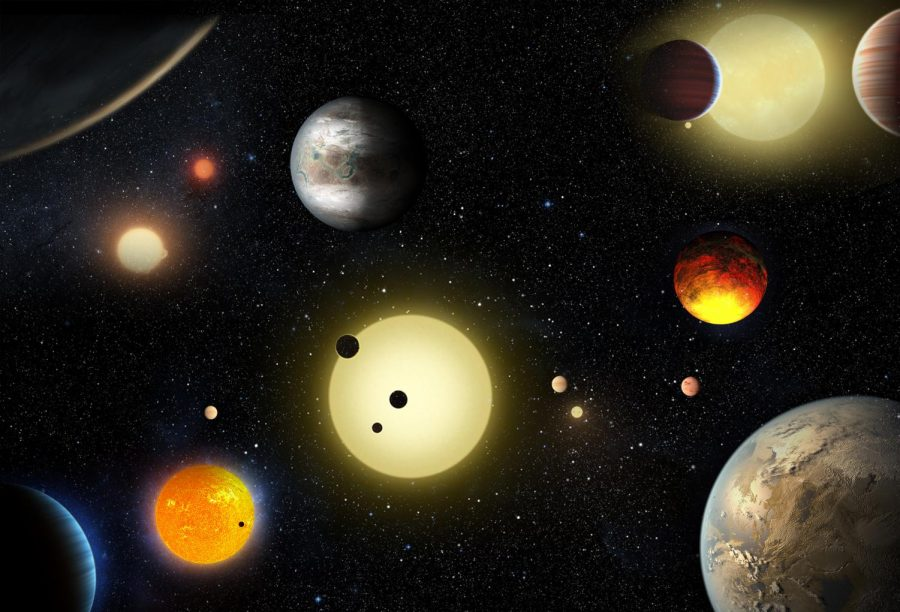 Potentially Habitable Earth-Sized Exoplanets Discovered Beyond Solar System