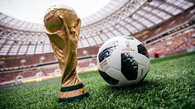 The+2018+FIFA+Men%27s+World+Cup+tournament+will+be+played+in+Russia.