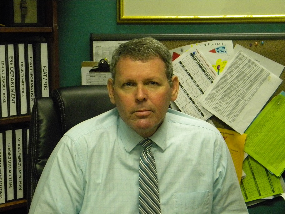 Mr. Dave Clark served as Olympic Heights principal from 2011 through 2018.