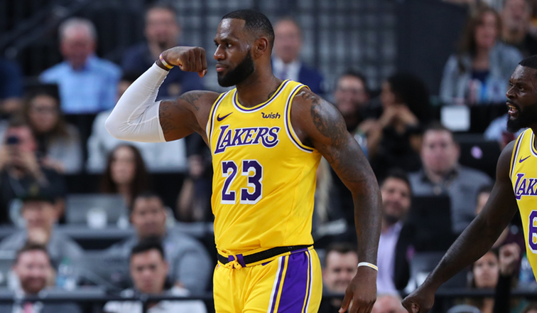 28a08871a627 How far can LeBron James take the revamped Los Angeles Lakers this season