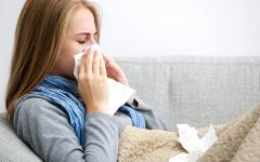 Flu Season Is Nothing to Sneeze at; Take Precautions