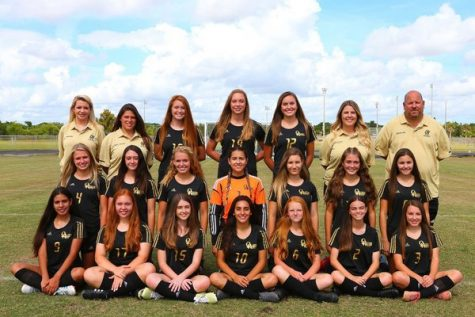 OH Girls Soccer Closes Out 15-Win Season; Readies for Potential Showdown with West Boca in District Tournament