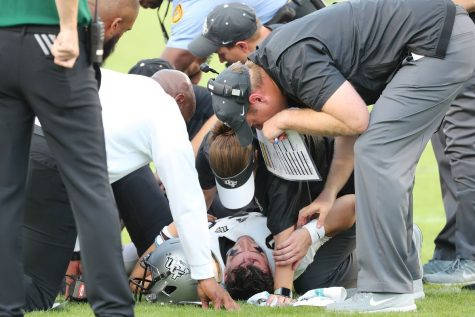UCF Golden Knights Using Injury to QB McKenzie Milton as Inspiration Heading into Fiesta Bowl