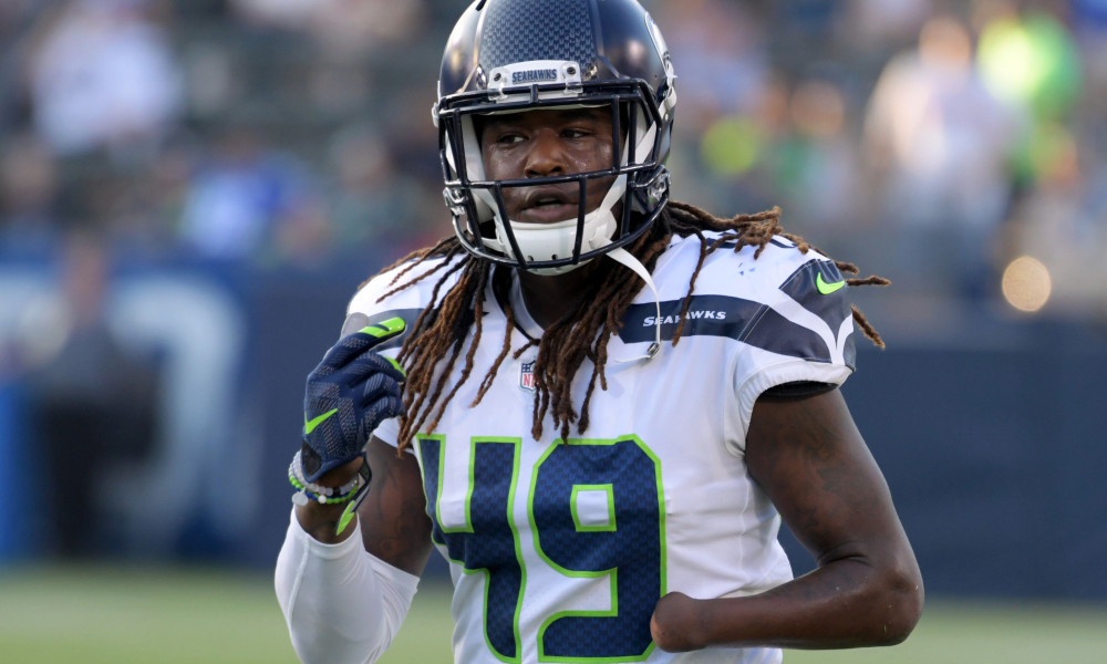 Seattle Seahawks linebacker Shaquem Griffin is the first and only one-handed NFL player.