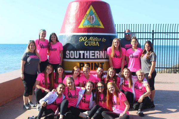 The Olympic Heights Girls Soccer Team took a little time to do some sightseeing when they traveled to Key West to play the Conchs the final weekend of Winter Break. OH beat Key West 2-1 in the match.