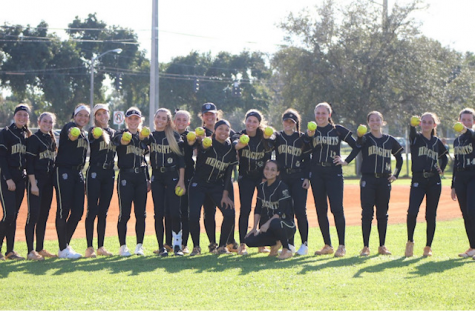 OH Softball Takes Down Undefeated Martin County on Gabi Obando's Ninth Inning Walk-Off Home Run