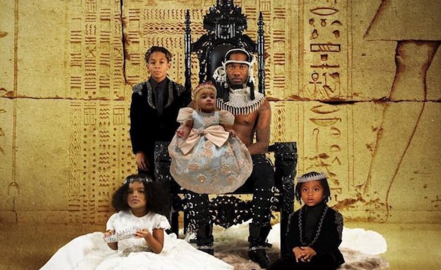 Offset delves into the importance of family and the related mistakes he has made on his Father of 4 album.