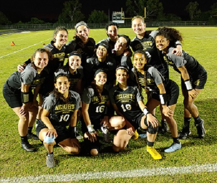 OH Girls Soccer Team Unbeaten After Five Games