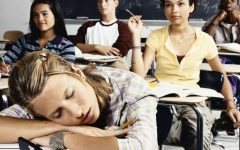 Sleep Deprivation for Teenagers Often Carries Serious Consequences