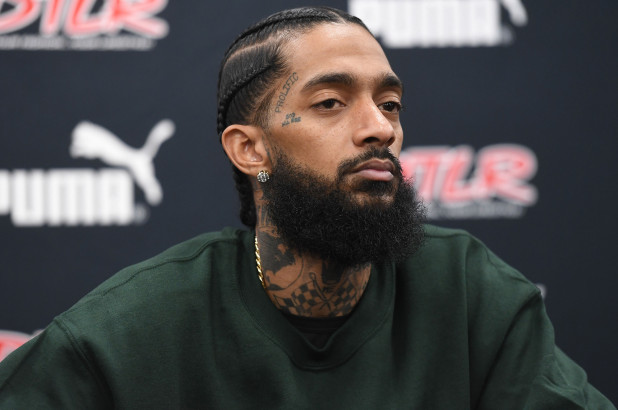 At+the+time+of+his+murder%2C+Nipsey+Hussle%2C+rapper+and+former+gang+member%2C+was+working+with+the+police+department+in+an+effort+to+stop+gang+violence.