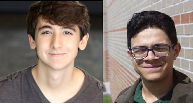 Ashton+Bianchi+%28left%29+and+Brian+Araujo+won+Top+Honors+for+their+pantomime+at+the+Florida+State+Thespian+Festival+in+Tampa.