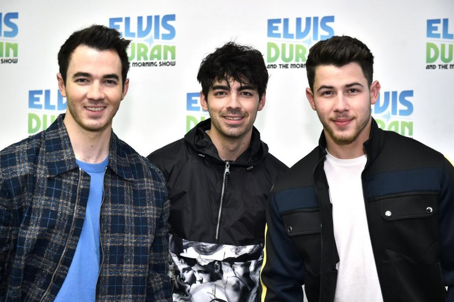 The+Jonas+Brothers%27+have+reunited+after+a+six+year+hiatus.