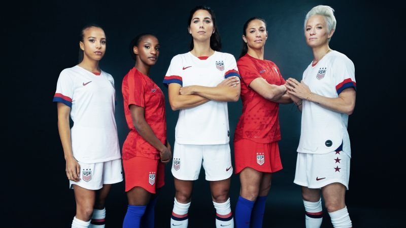 The+U.S.+women%27s+national+soccer+team+will+have+to+be+at+its+best+to+win+the+2019+World+Cup.