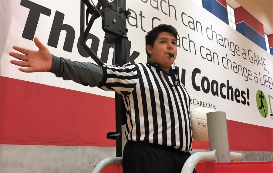Volleyball officials are holding out for a $15 per game increase.