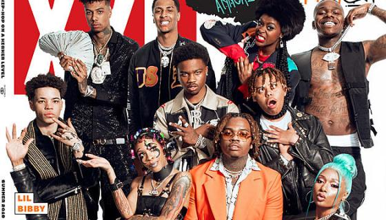 XXL magazine's 2019 freshman class honoring the most promising newcomers of  hip hop.