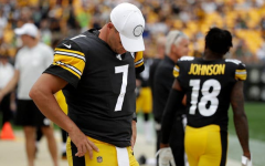 Roethlisberger injury the latest in Steelers' descent; quarterback issues plaguing numerous NFL teams