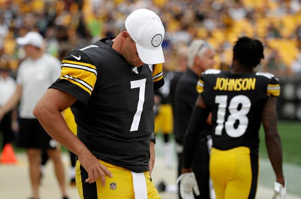 Pittsburgh Steelers starting quarterback Ben Roethlisberger's season-ending elbow injury, suffered on Sept. 15, against the Seattle Seahawks, is a major blow to the team's playoff hopes.