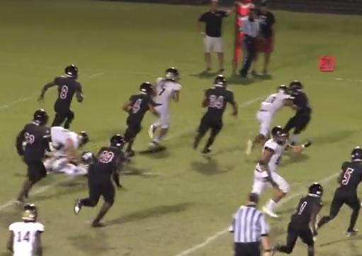 Lions fall to 0-3 after 53-0 loss at Palm Beach Central