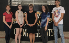 Four Olympic Heights seniors are National Merit Semifinalists; four others receive letters of commendation