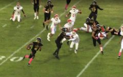 Lions fall behind early in 33-13 loss to Forest Hill