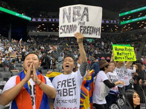 NBA has a China and a USA problem heading into season