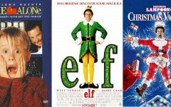 Which are the best of the holiday movies? <br/> We have your top five right here!